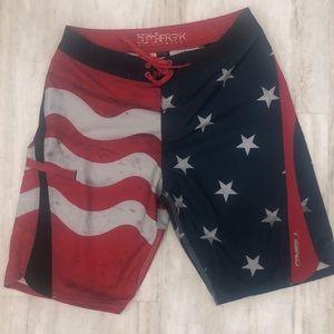 O'Neill's Superfreak Board Shorts
